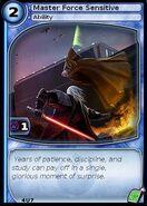 Master Force Sensitive (card)