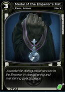 Medal of the Emperor's Fist (card)