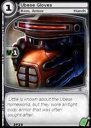Ubese Gloves (card)