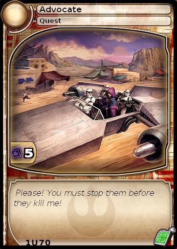 Advocate (card)