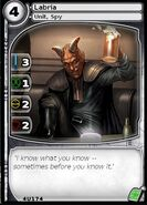 Labria (card)