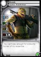 Bossk (Avatar) (card)