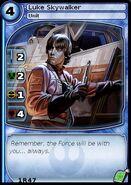 Luke Skywalker (card)