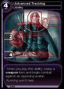 Advanced Tracking (card)