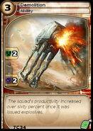 Demolition (card)