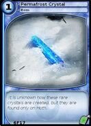 Permafrost Crystal (card)