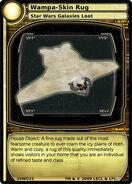 Wampa-Skin Rug (card)