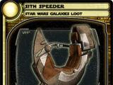Sith Speeder (card)