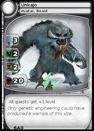 Unkajo (Avatar) (card)