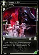Vader's Fist (card)