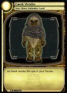Ewok Vendor (card)