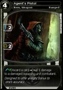 Agent's Pistol (card)