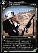Dawnsorrow Rifle (card)