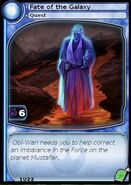 Fate of the Galaxy (card)