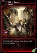 Killing Spree (card)
