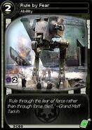 Rule by Fear (card)