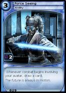 Force Seeing (card)