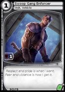 Swoop Gang Enforcer (card)