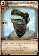Alliance Cold Weather Headgear (card)