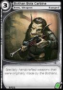 Bothan Bola Carbine (card)
