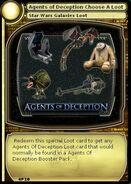 Agents of Deception Choose A Loot (card)