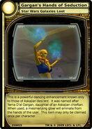 Gargan's Hands of Seduction (card)