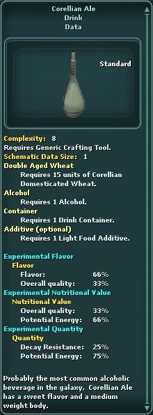 Corellian Ale