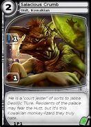 Salacious Crumb (card)