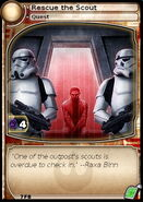 Rescue the Scout (card)