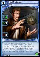 Jedi Padawan (card)