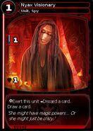 Nyax Visionary (card)