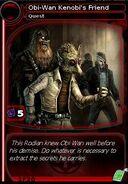 Obi-Wan Kenobi's Friend (card)