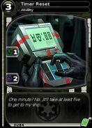 Timer Reset (card)