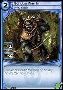 Gondula Warrior (card)