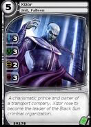 Xizor (card)