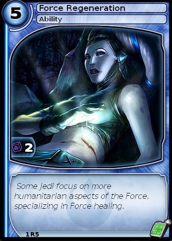 Force Regeneration (card)