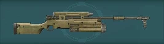 LD-1 Rifle