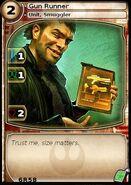 Gun Runner (card)