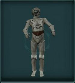 Rewired Server Protocol droid