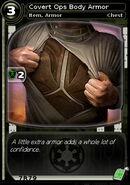 Covert Ops Body Armor (card)