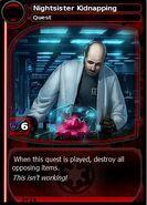 Nightsister Kidnapping (card)