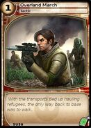 Overland March (card)
