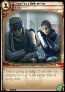Disinfect Enhancer (card)