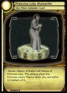 Princess Leia Statuette (card)