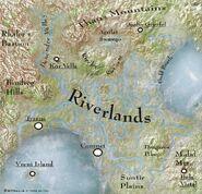 Corellia regions