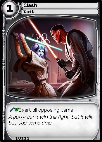 Clash (card)