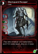 Blackguard Ravager (card)