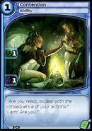 Contention (card)