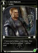 I Am Reborn (card)