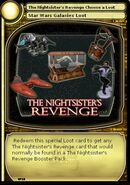 The Nightsister's Revenge Choose a Loot (card)